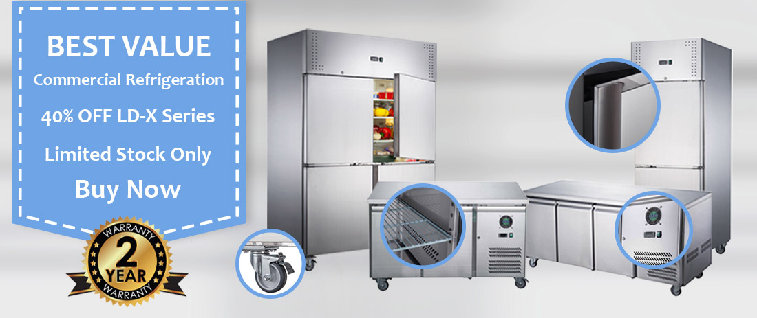LD-X Commercial Refrigeration