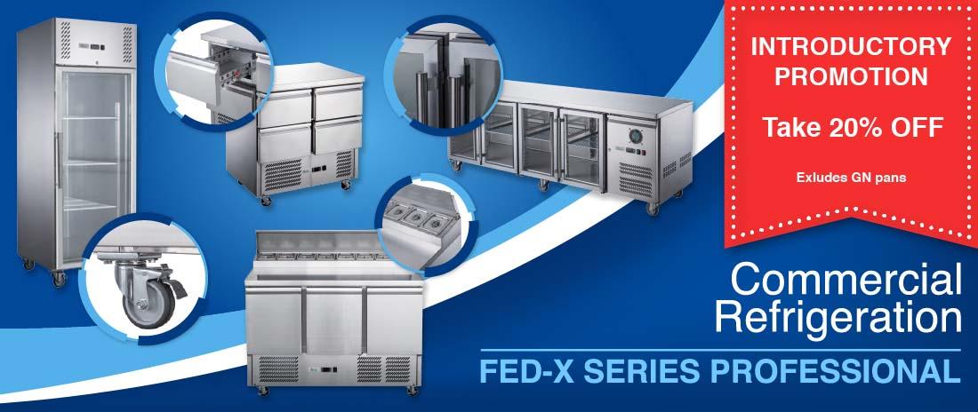 FED-X Promotion