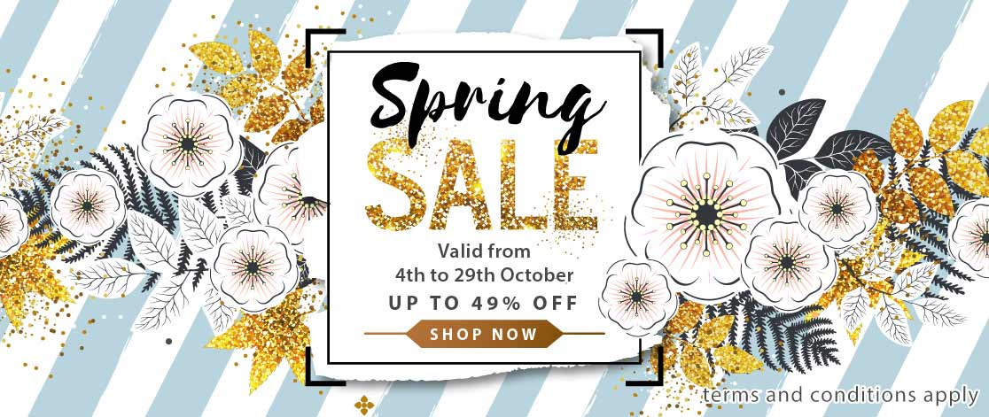 Spring Sale at Leading Catering