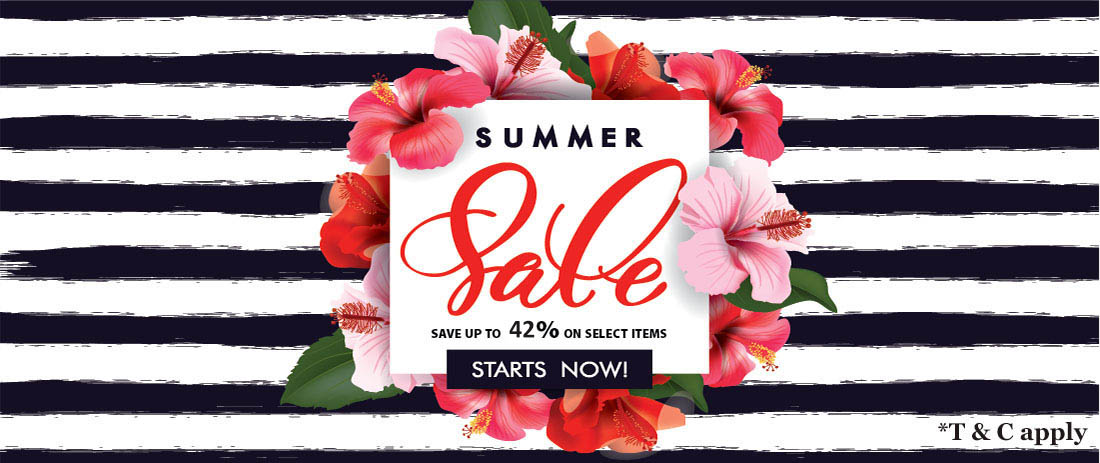 Summer Sale at Leading Catering
