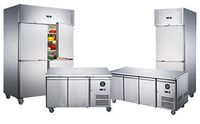 LD-X Series Commercial Refrigerations